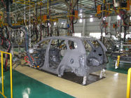 Cina Production Assembly Line Di Industri Otomotif, Car Manufacturing Assembly Line pabrik