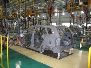 Cina Production Assembly Line Di Industri Otomotif, Car Manufacturing Assembly Line Distributor