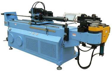 Cina Mesin Bending CNC Hydraulic CNC, Kapasitas Max Bending φ 26 * 2.5mm Besi / Baja Distributor