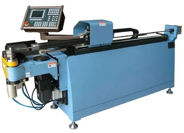 Cina Auto CNC Tube Bending Machine Untuk Industri Heat Heat Exchanger Distributor