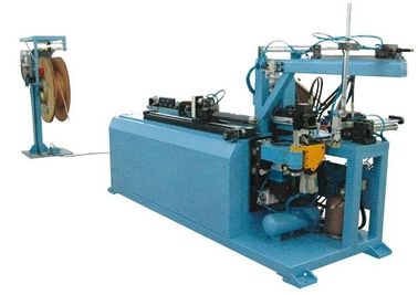 Cina Brass / Copper Integrated CNC Tube Bending Machine Untuk Cutting, End Forming Distributor
