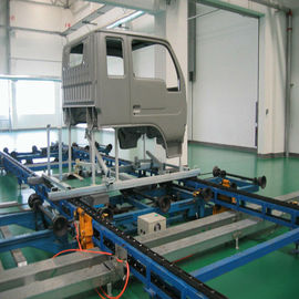 Cina Substrate Steel Automatic Liquid Line Painting Equipment System Untuk Automobile Distributor