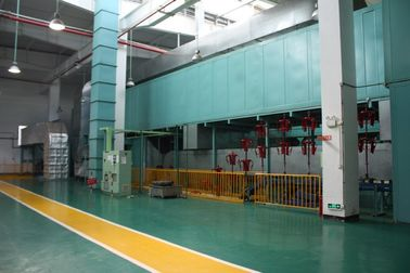 Cina Good Performance Automatic Painting System Assembly Line Untuk Sepeda Motor Distributor