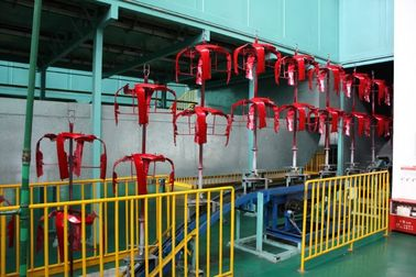 Cina Custom Motorcycle Assembly Line Equipment Automatic Painting System Distributor