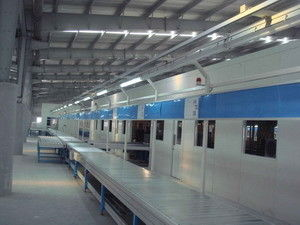 Cina Copper Coil Products Air Conditioner Production Line Testing Equipment Distributor